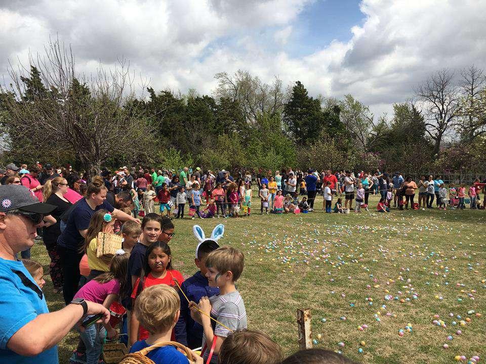 Easter Celebration on Mollie Spencer Farm
