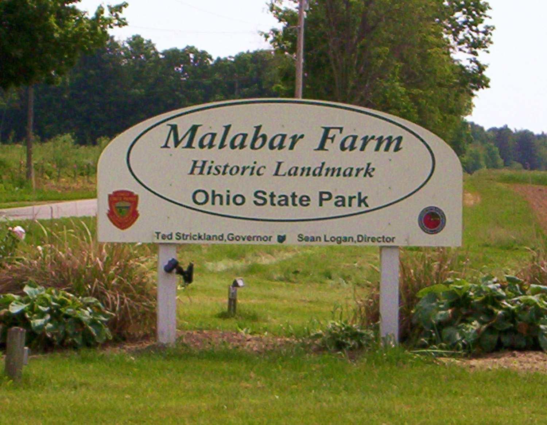 Malabar Farm State Park in Richland County