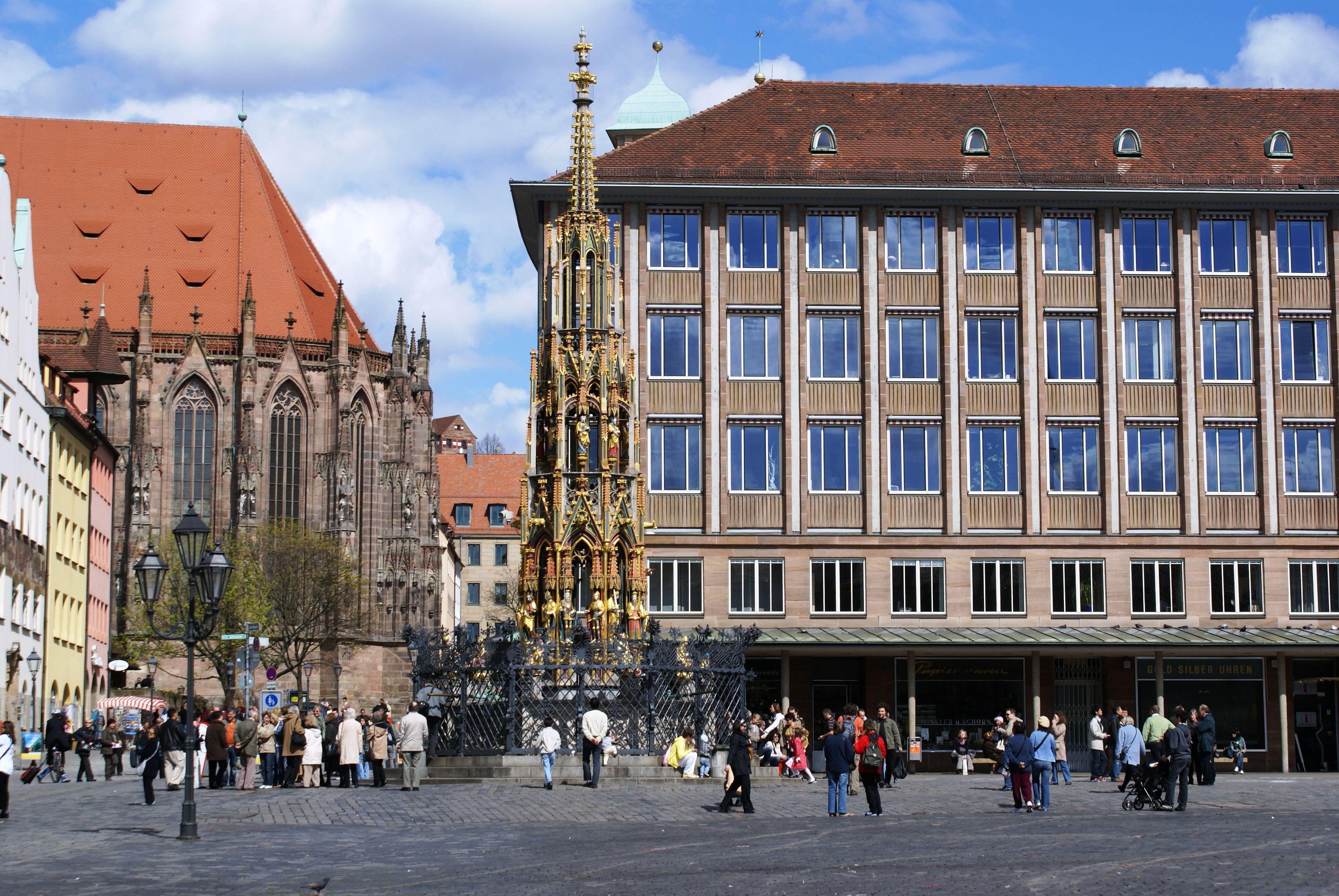Fuente de Nuremberg