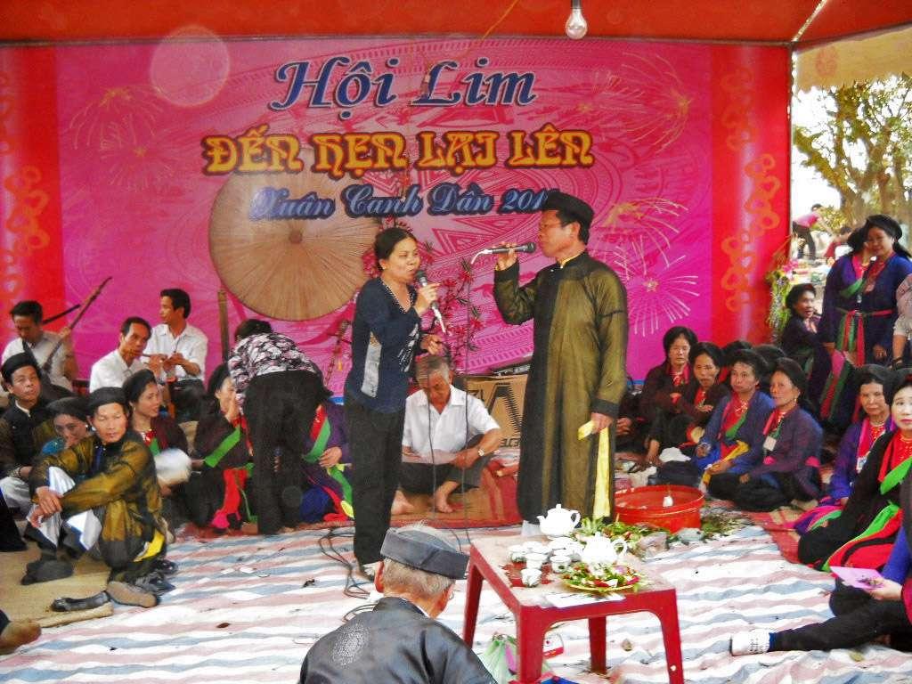 Lim Festival, Vietnam
