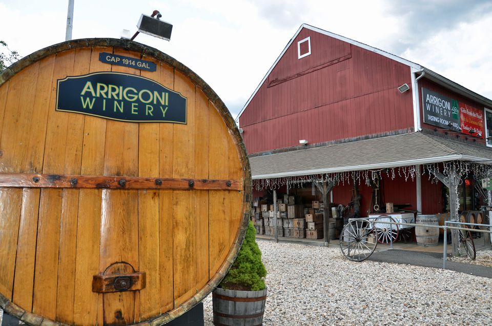 Arrigoni Winery - Romantic Dates in Greater Hartford
