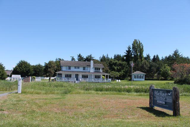 Mackaye Harbor Inn, Lopez Island, WA