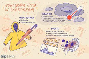 NYC in September