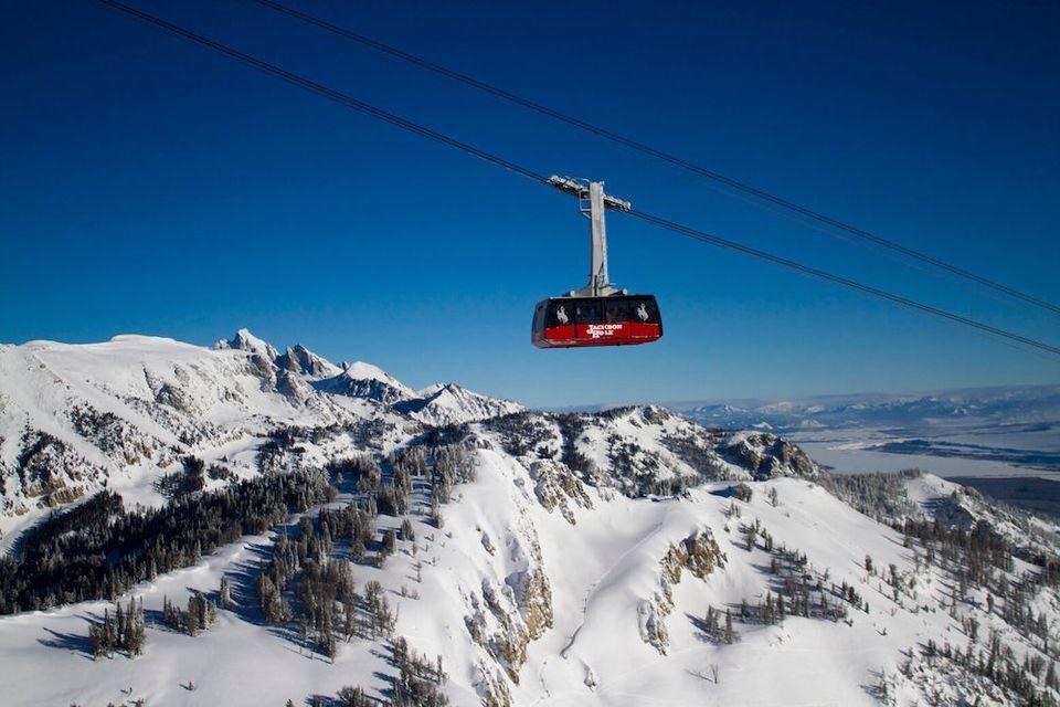 Jackson Hole Ski Lift