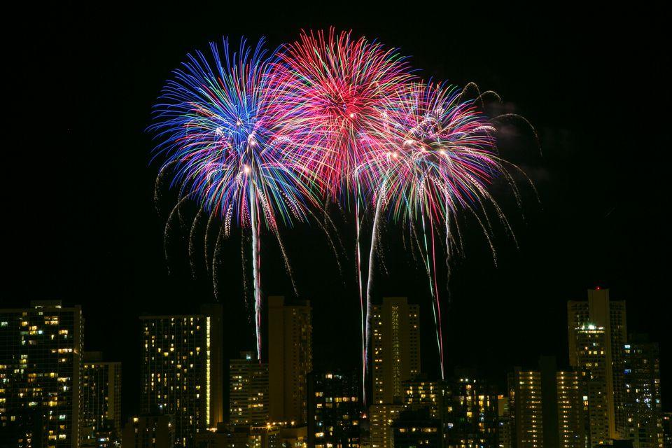 Nagaoka Fireworks Show