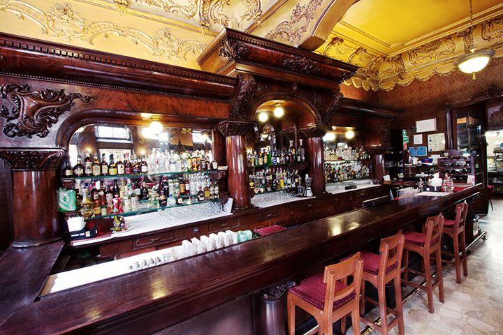 Bar La Opera in Mexico City