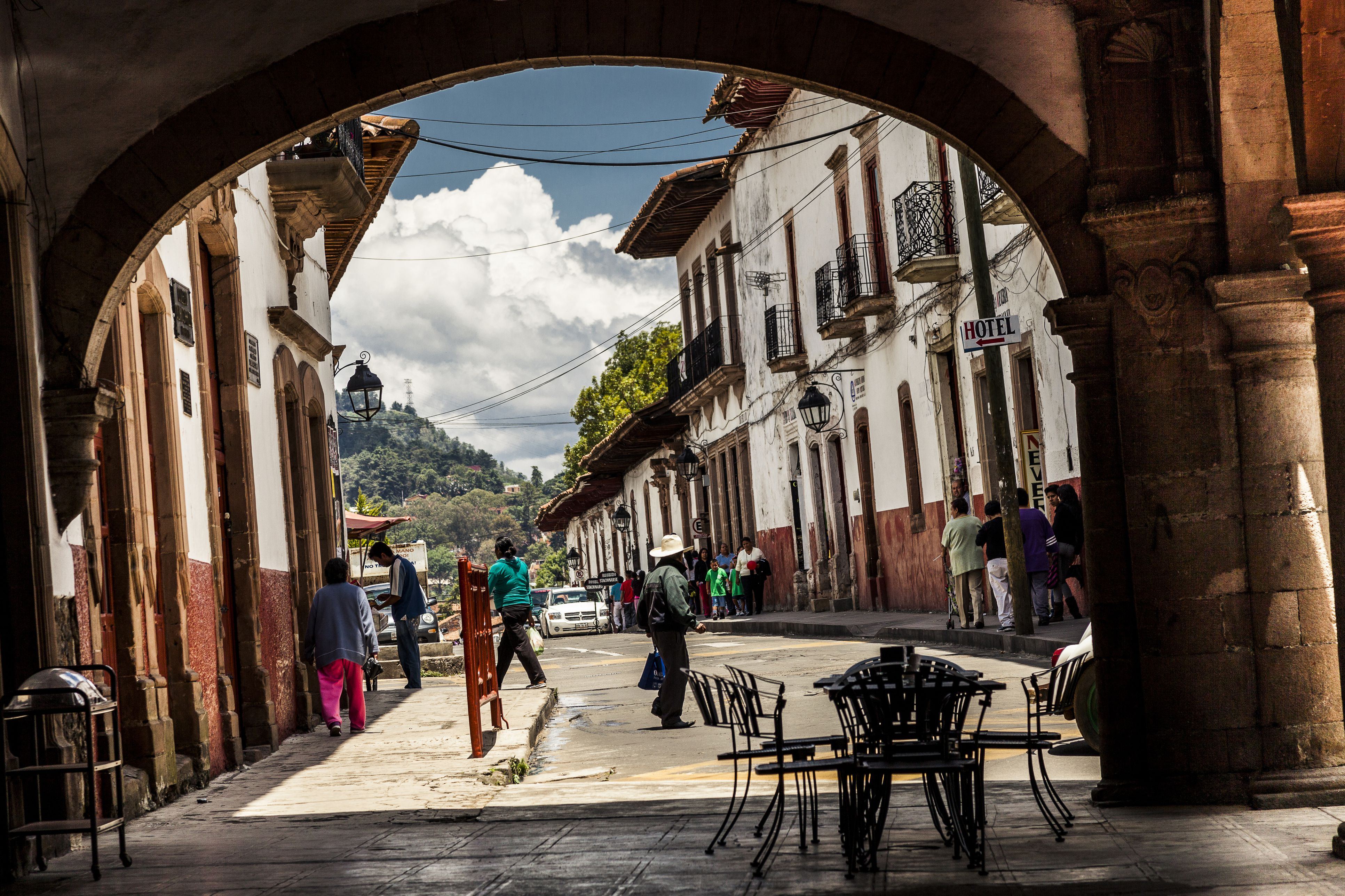 Pátzcuaro Michoacán State Mexico