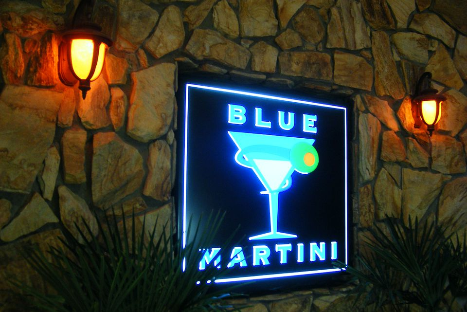 Blue Martini, Las Vegas