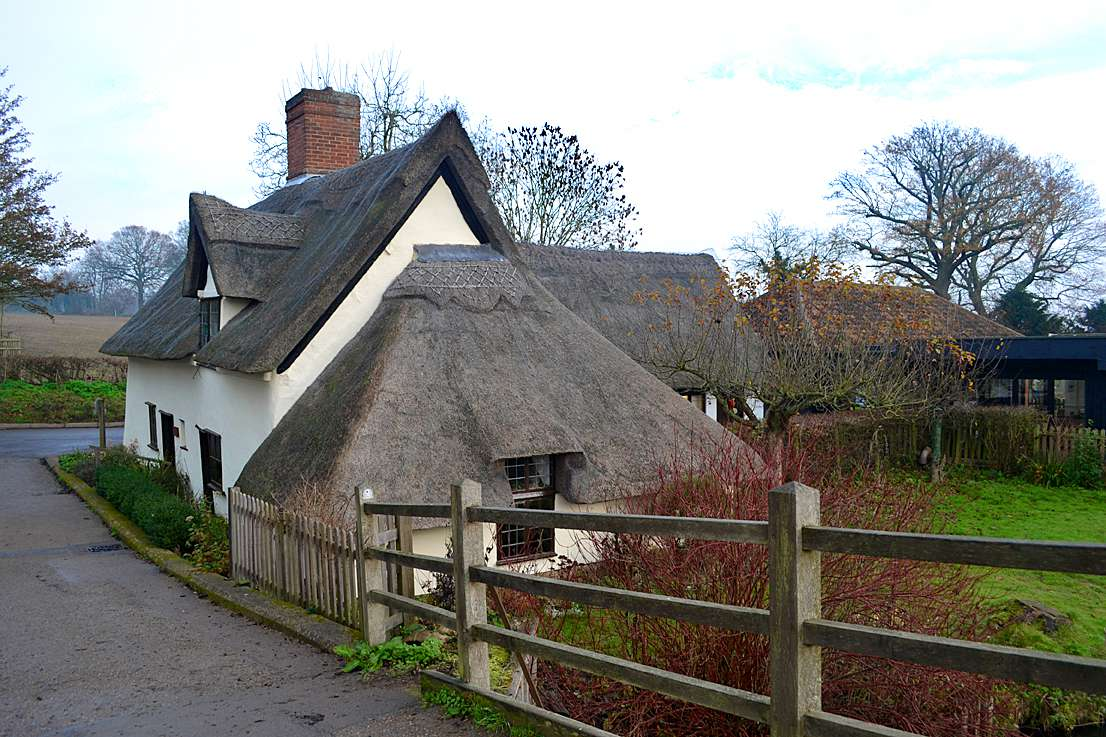 Bridge Cottage, Constable Country
