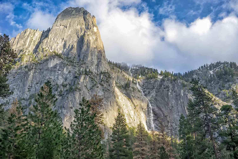 Sentinel Falls, Yosemite