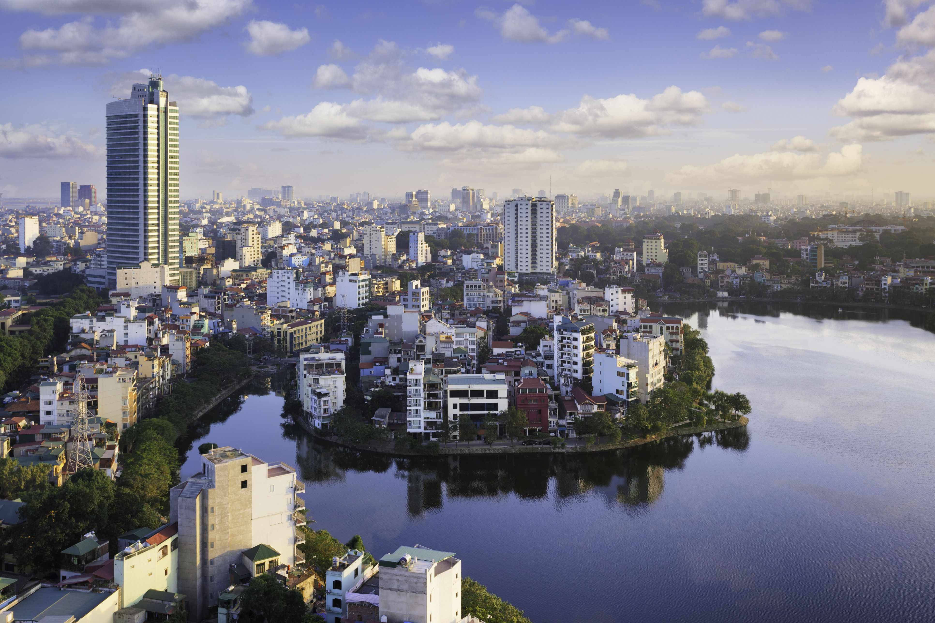 How To Get From Ho Chi Minh City To Hanoi