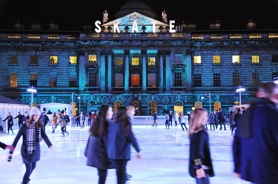 Somerset House Skate