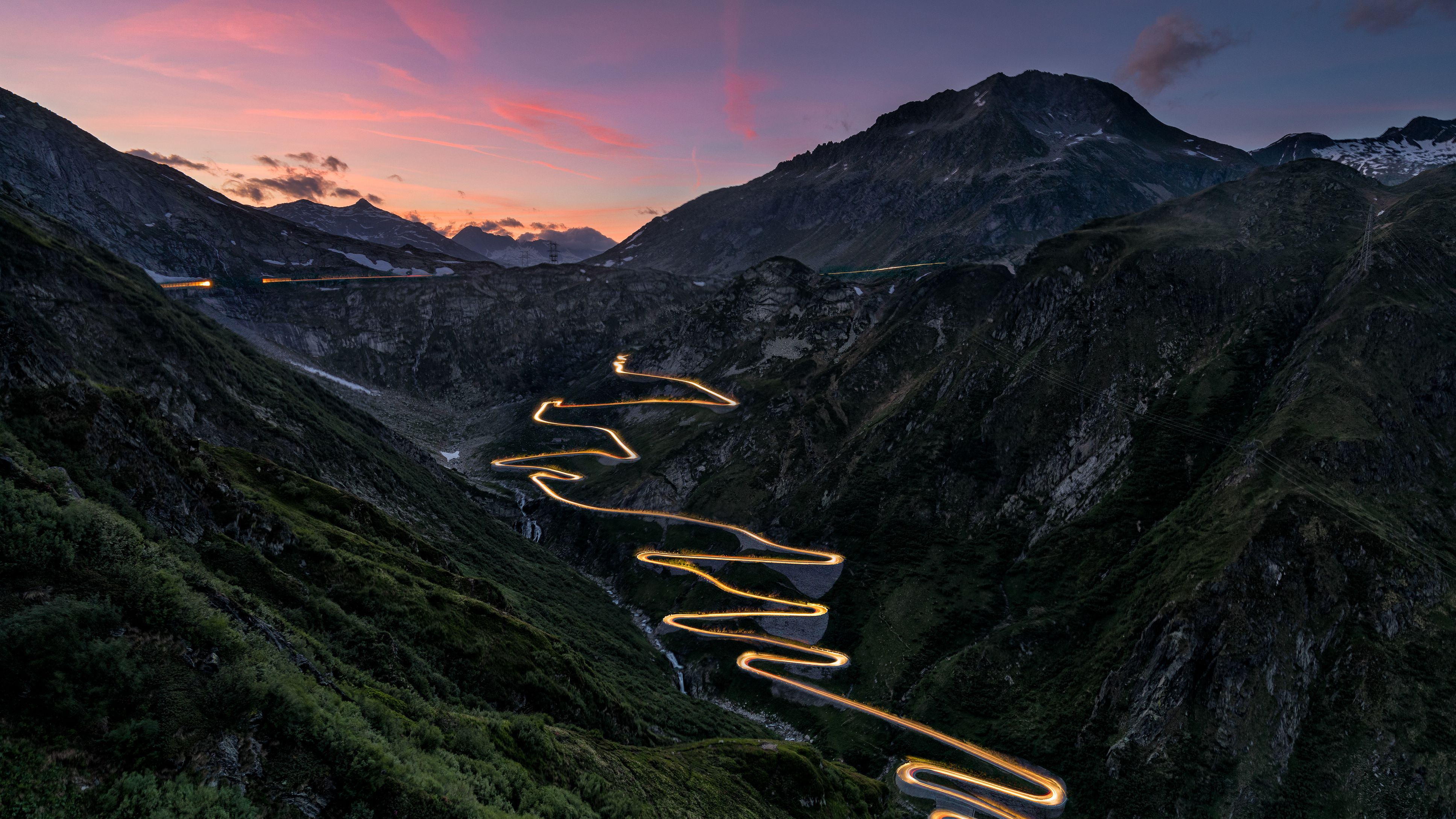 The Gotthard Pass - Great Drives in Switzerland
