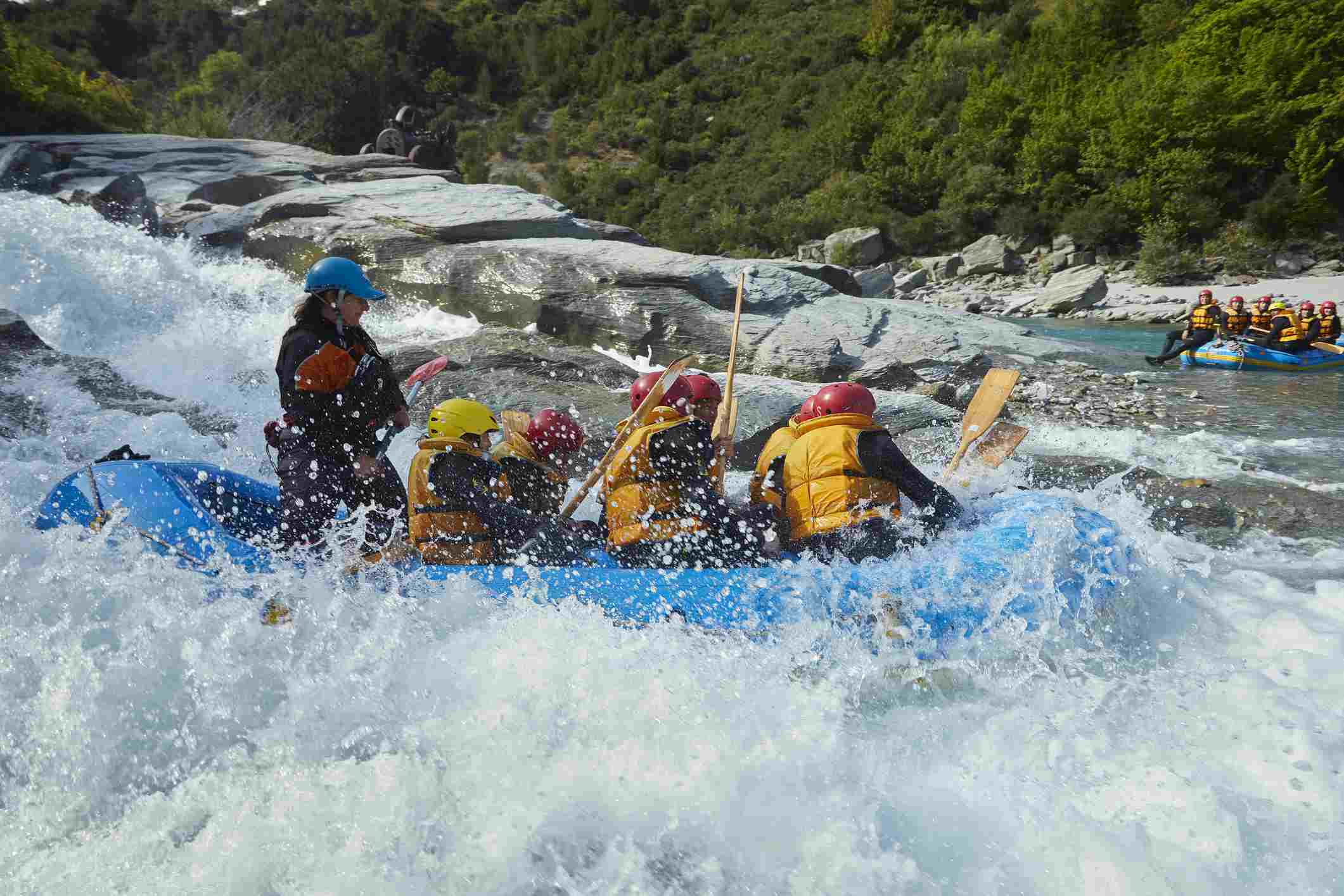 Whitewater Rafting Queenstown