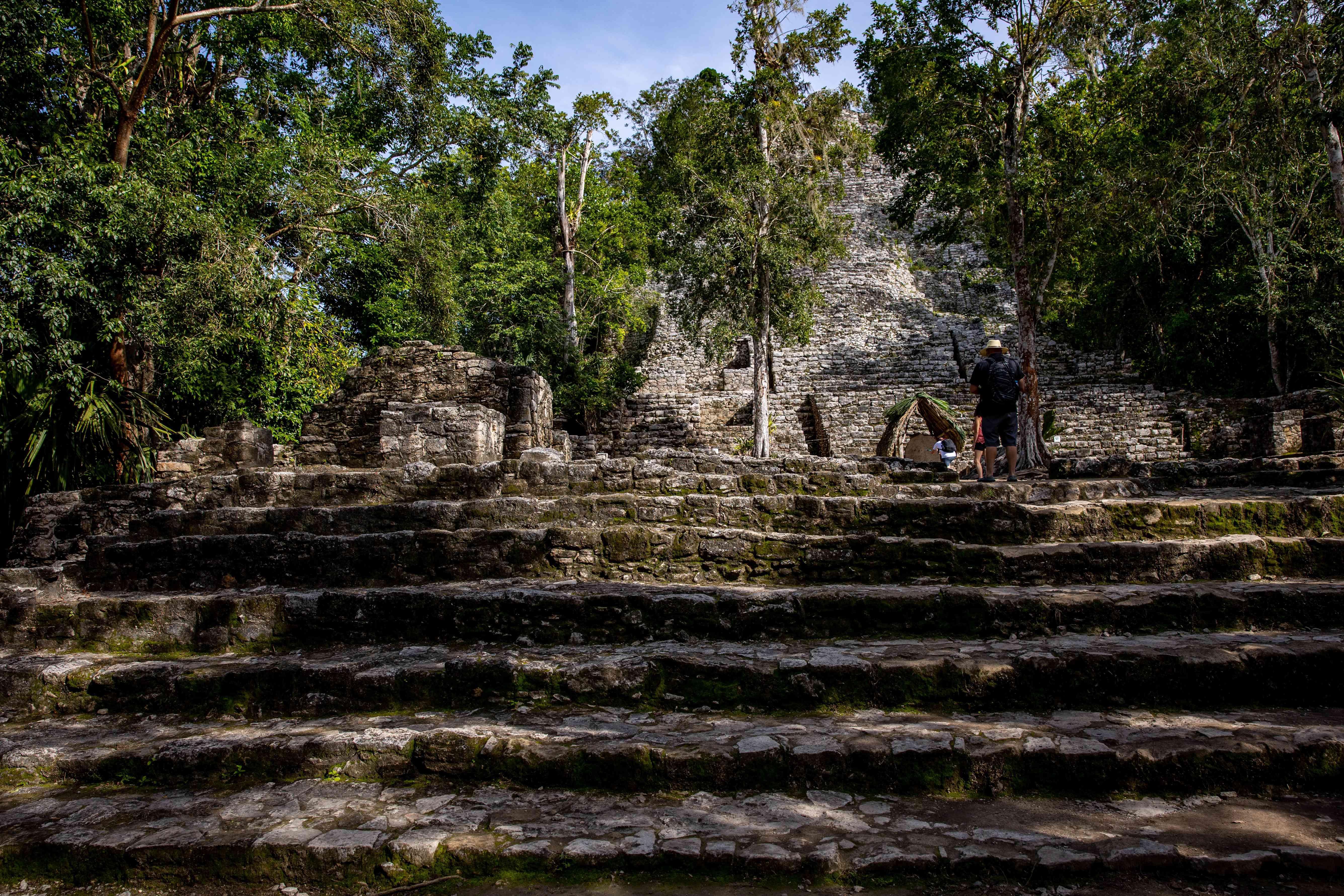 Coba Archeological Site