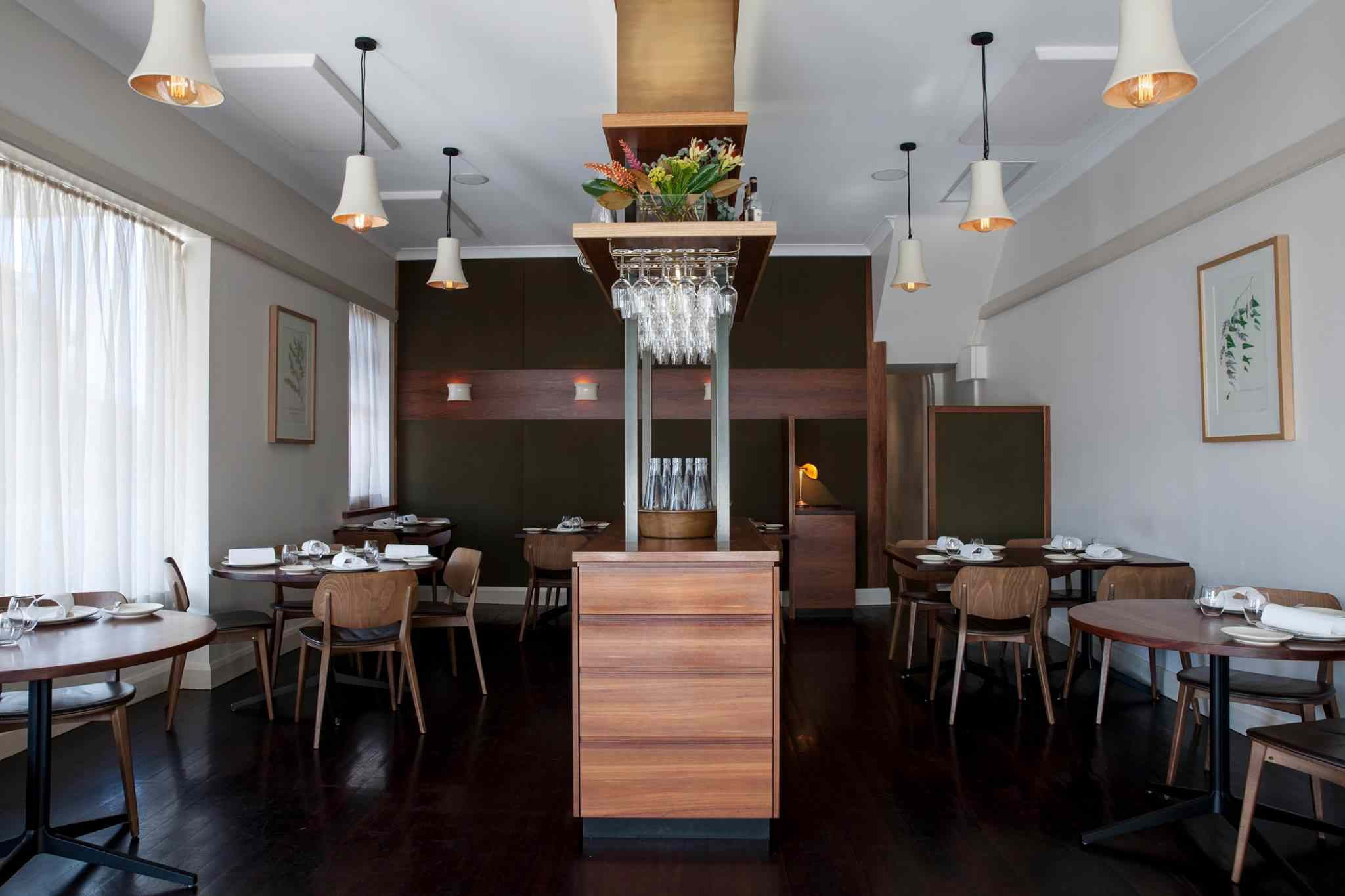 Sixpenny dining room