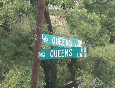 Queens Road Intersection