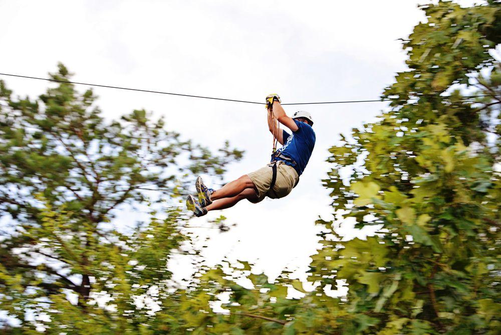 Nueva York Texas Zipline Adventure