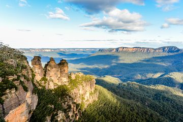 The Three Sisters, Blue Mountains, Australia