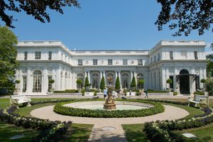 Rosemont Mansion on Mansions Drive, Newport, Rhode Island, USA