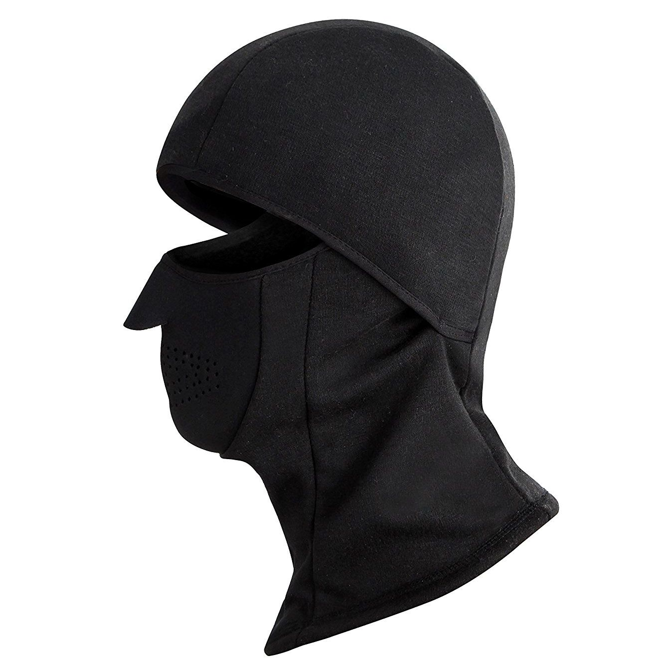 Best Overall  Self Pro Windproof Cold Weather Balaclava d982891eb