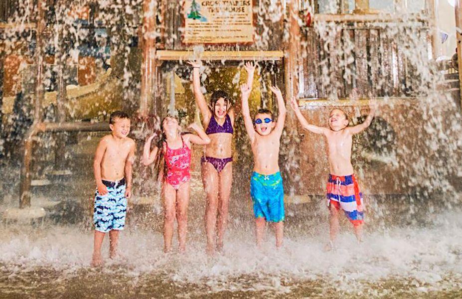 Jolly Mon Indoor Water Park in Missouri