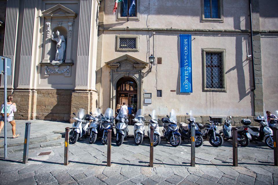 Museo de San Marco en Florencia, Italia