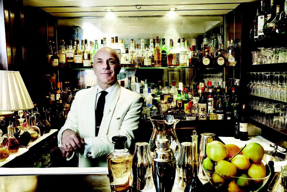 Dukes Hotel Bar