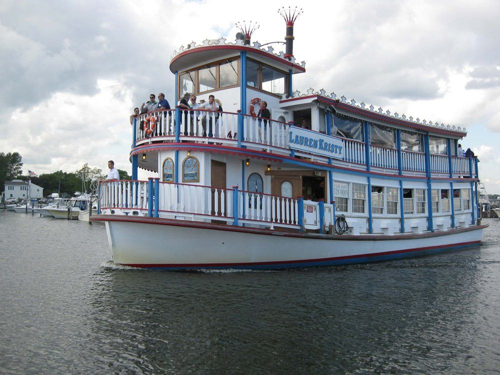 Lauren Kristy River Boat
