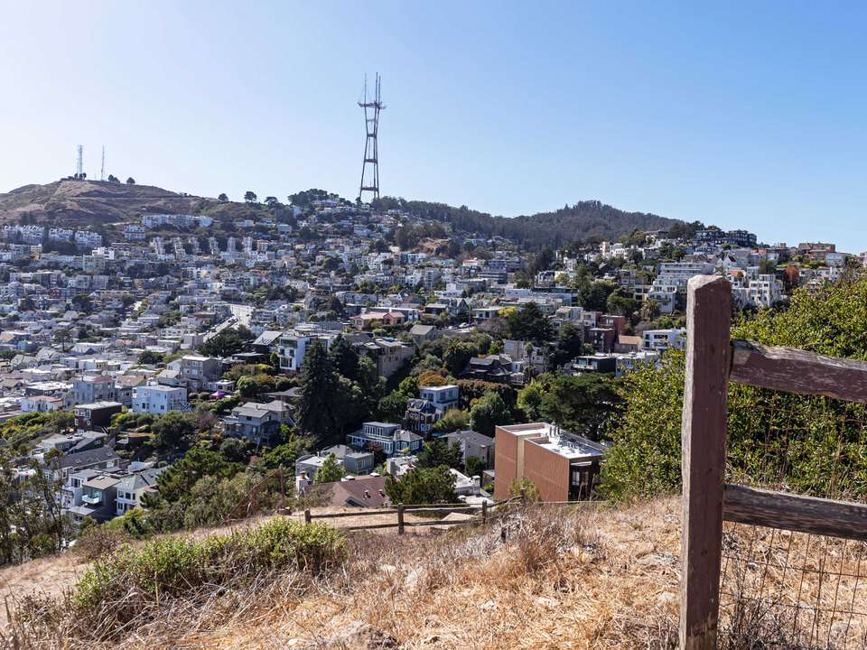Twin Peaks in San Francisco