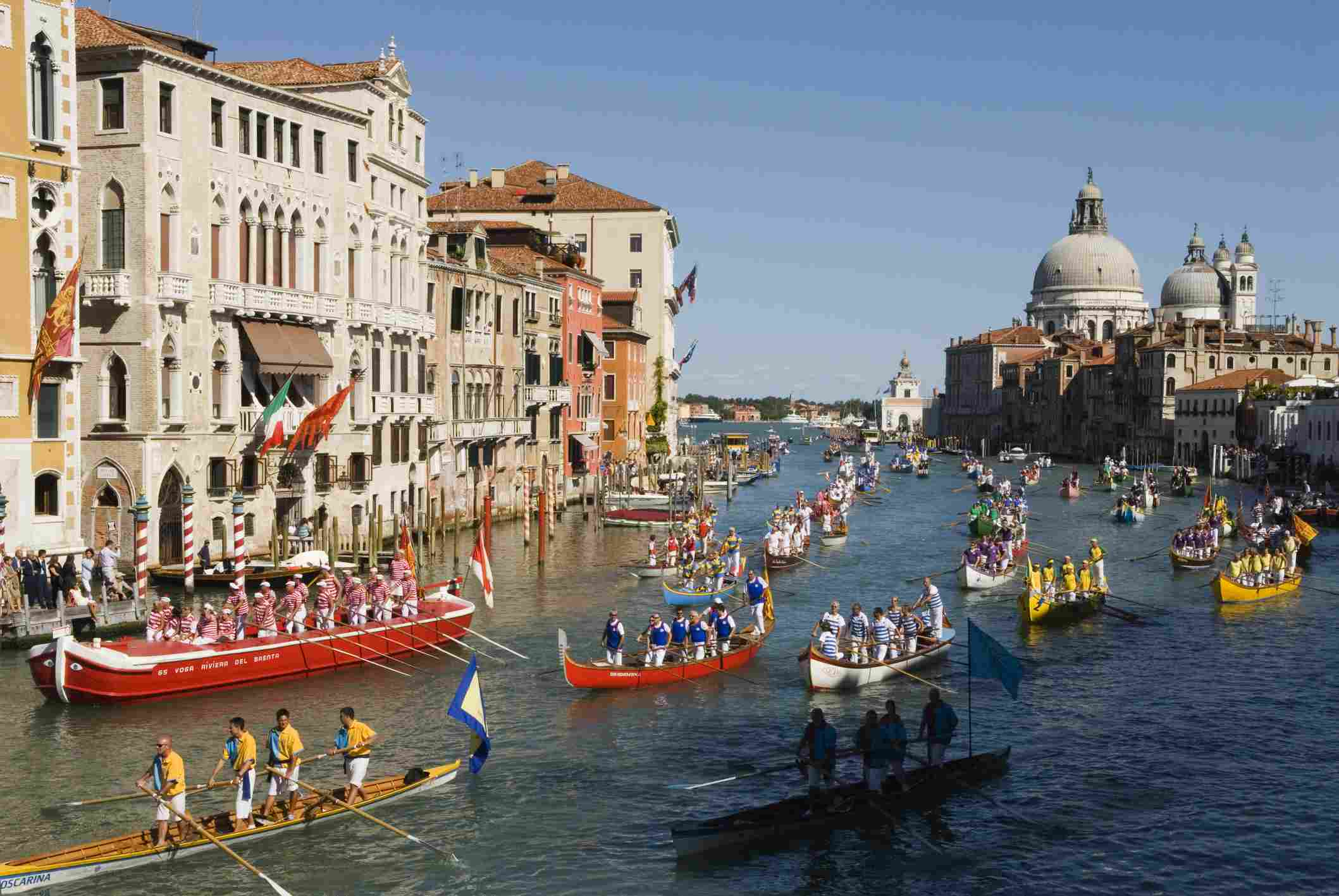 September Festivals And Events In Italy