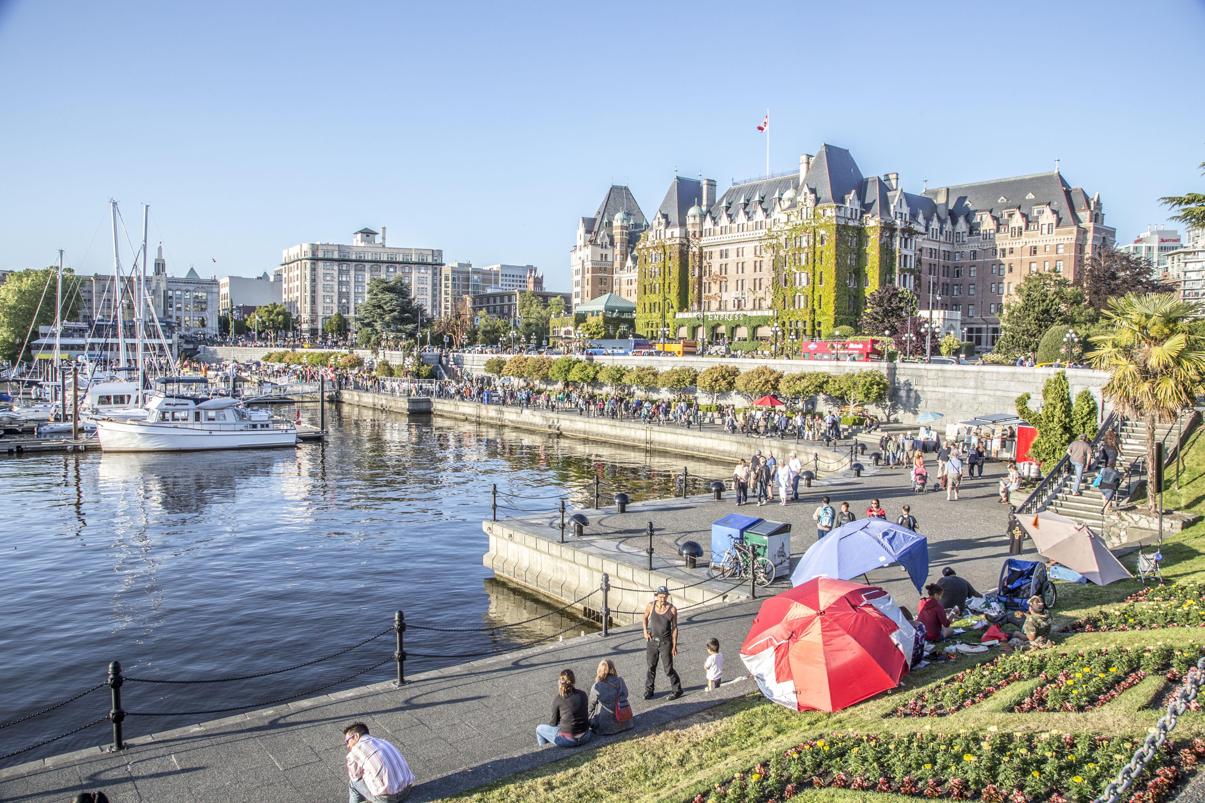Victoria Harbour, British Columbia