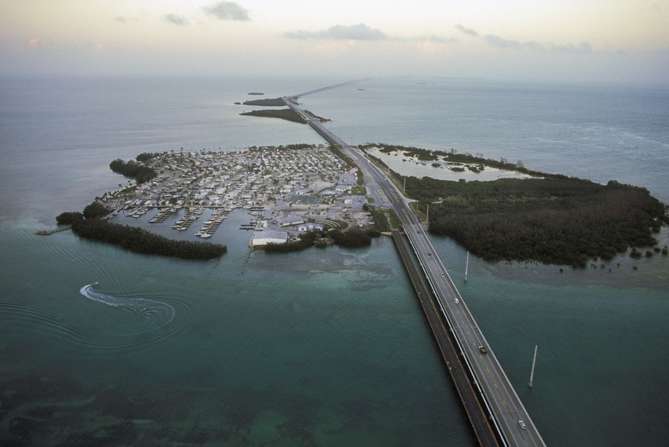 The Overseas Highway: Miami to Key West on US Highway 1