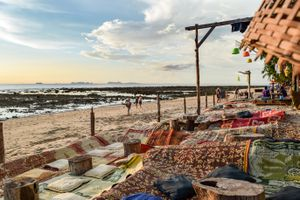 Cabanas on Koh Lanta