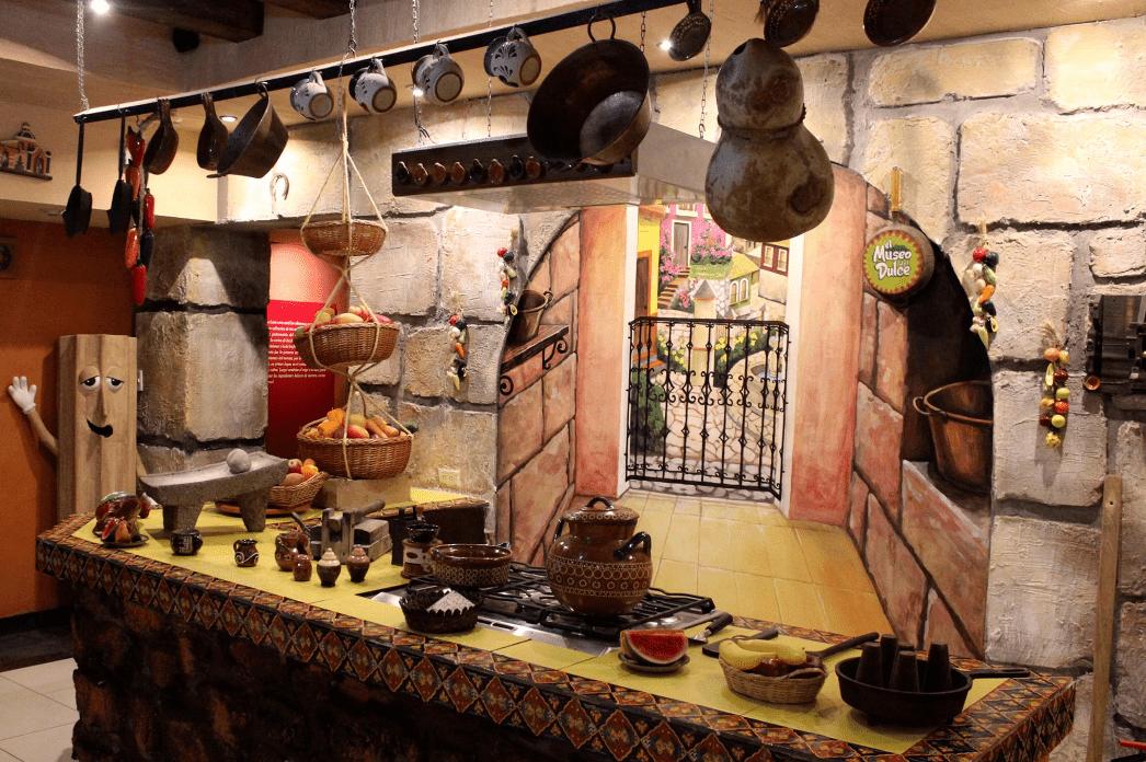Museo del Dulce in Monterrey, Mexico