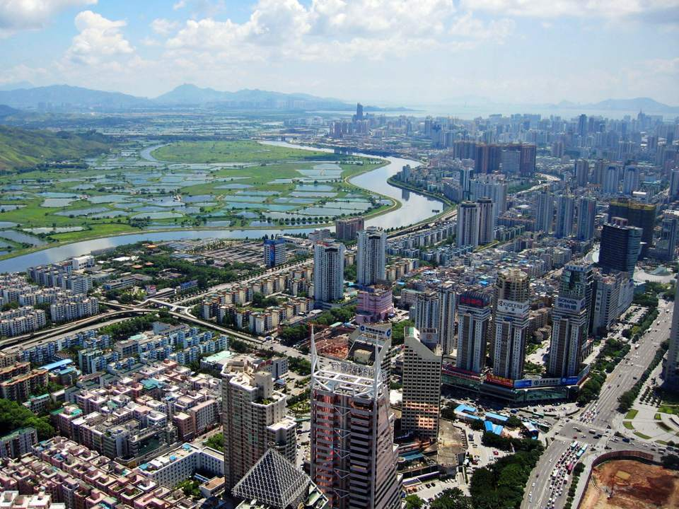 The 15 Biggest Chinese Cities
