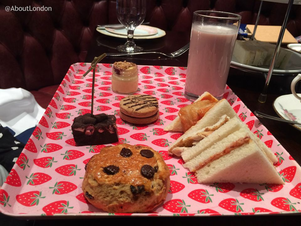 Reform Social Mini Afternoon Tea