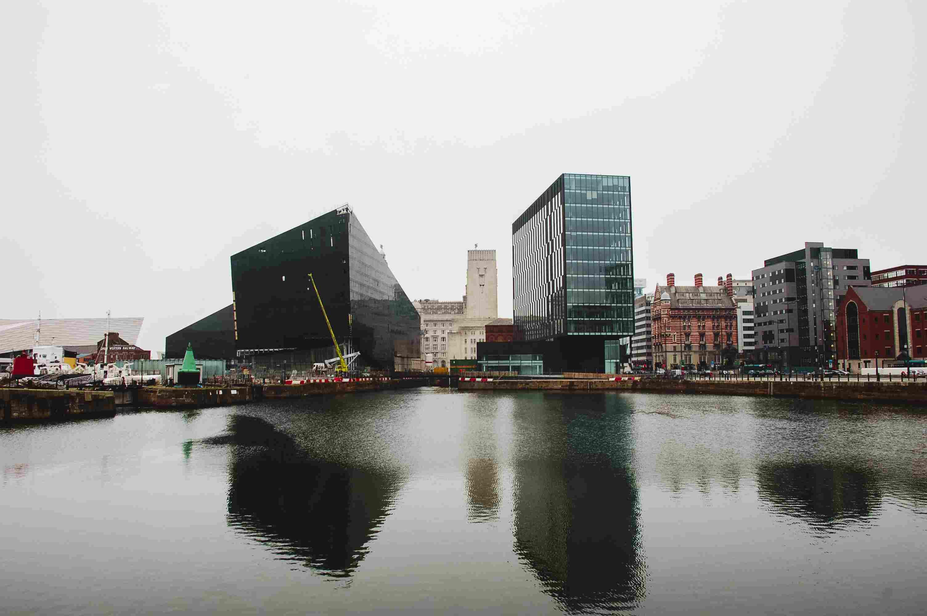 Arquitectura de la ciudad de Liverpool