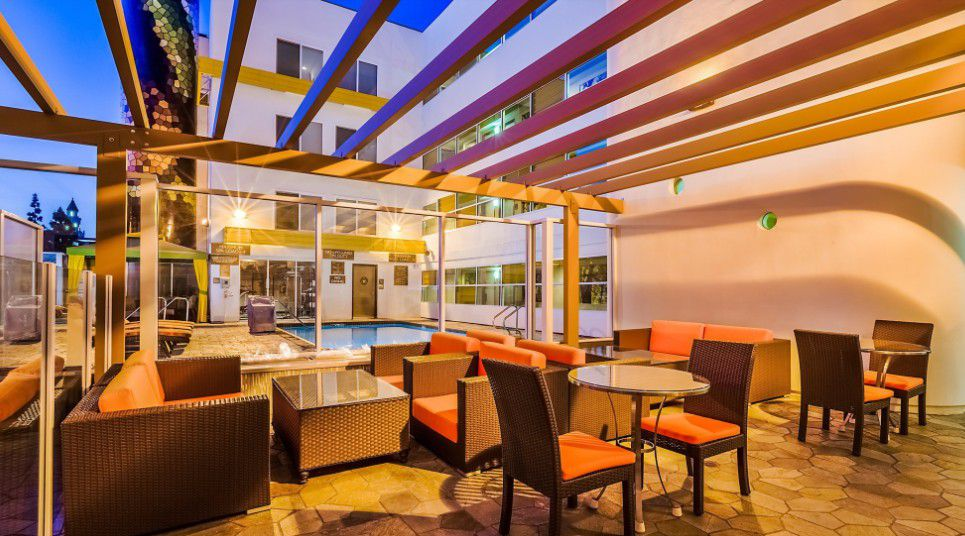 Best Boutique Hotel Indigo Anaheim