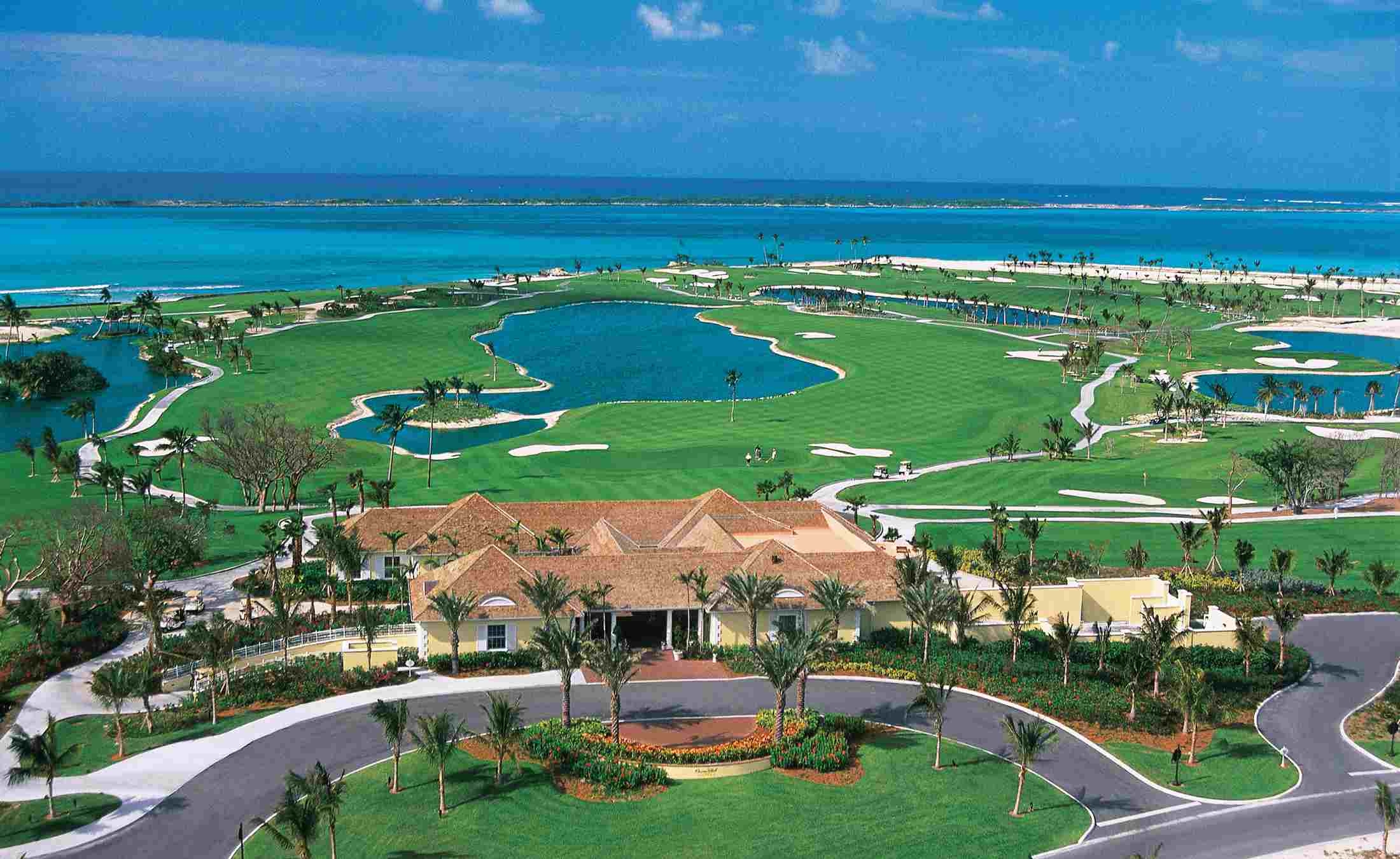 One&Only Ocean Club Golf Course, Bahamas