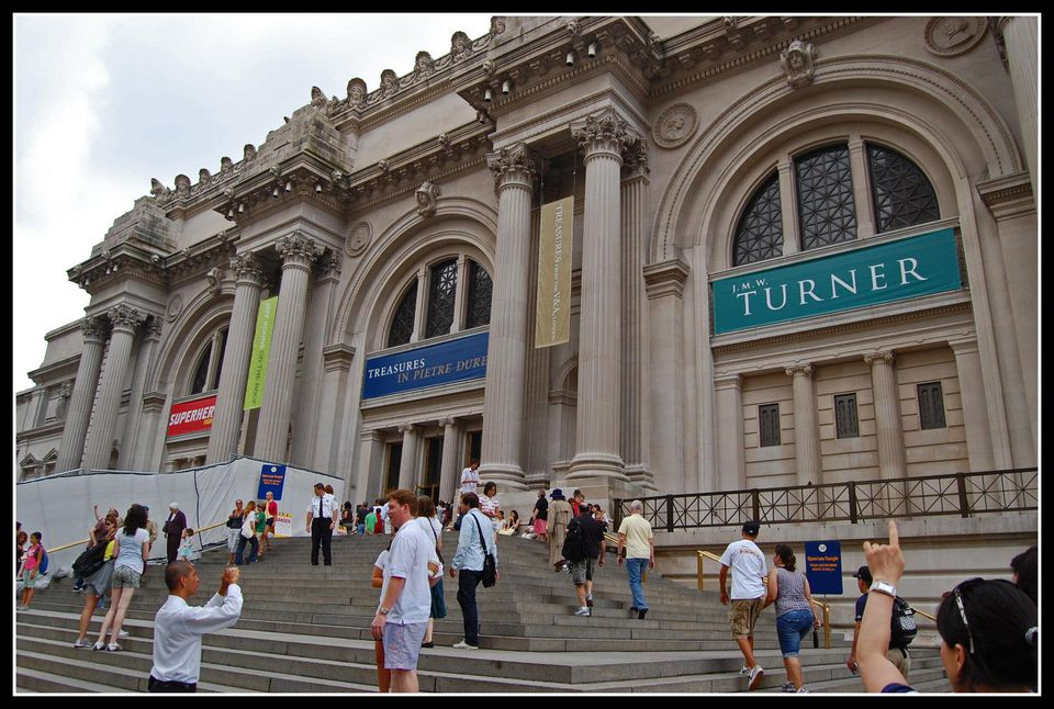Metropolitan Museum of Art, New York City One of the best institutions of its kind in the world, full of infinite treasures.