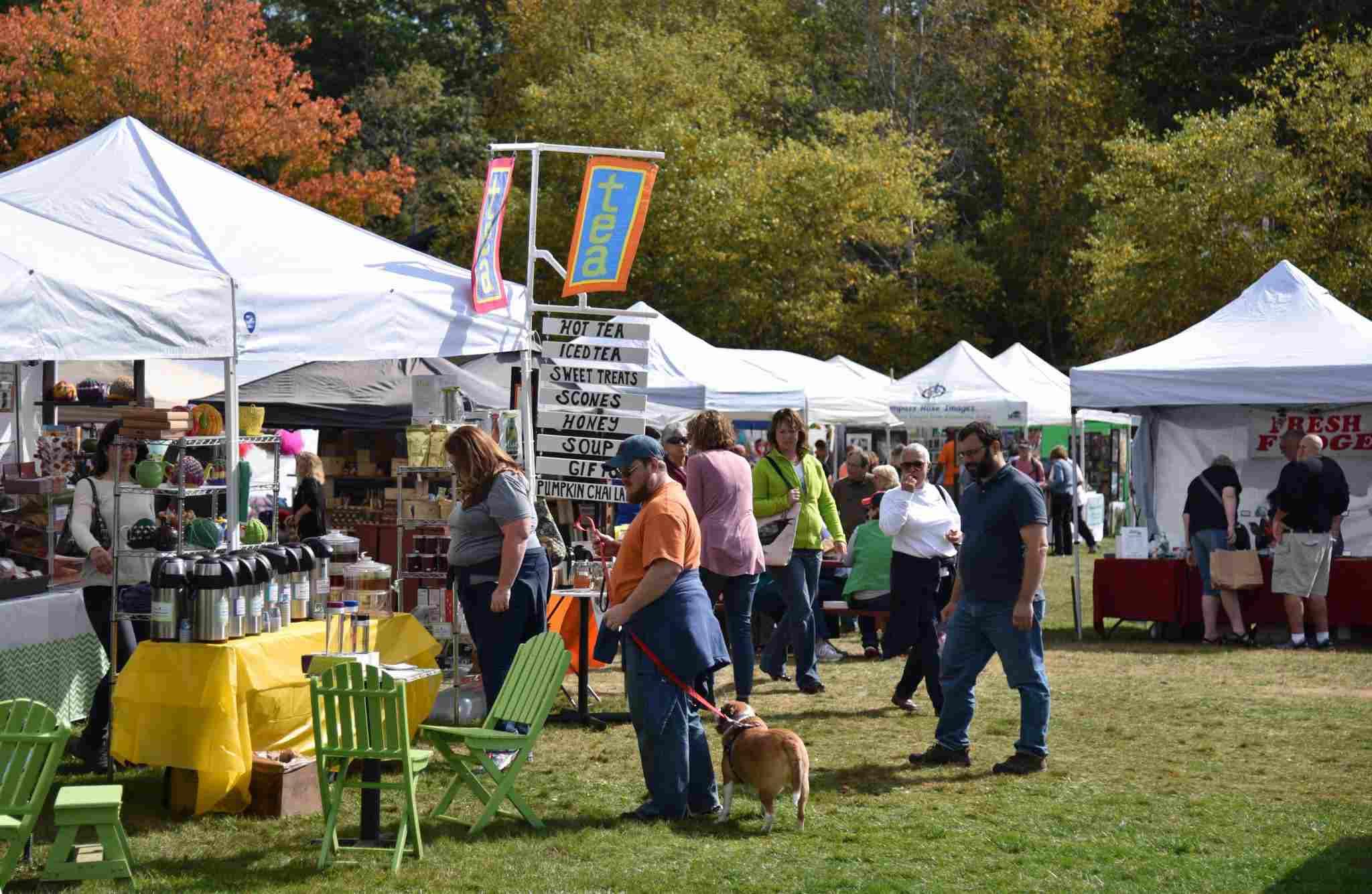 Annual Fall Foliage Festival
