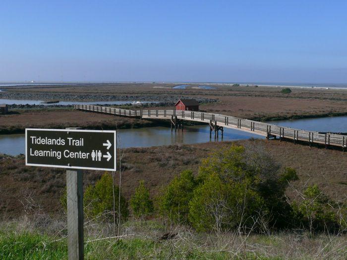 Tidelands Trail at Don Edwards San Francisco Bay National Wildlife Refuge