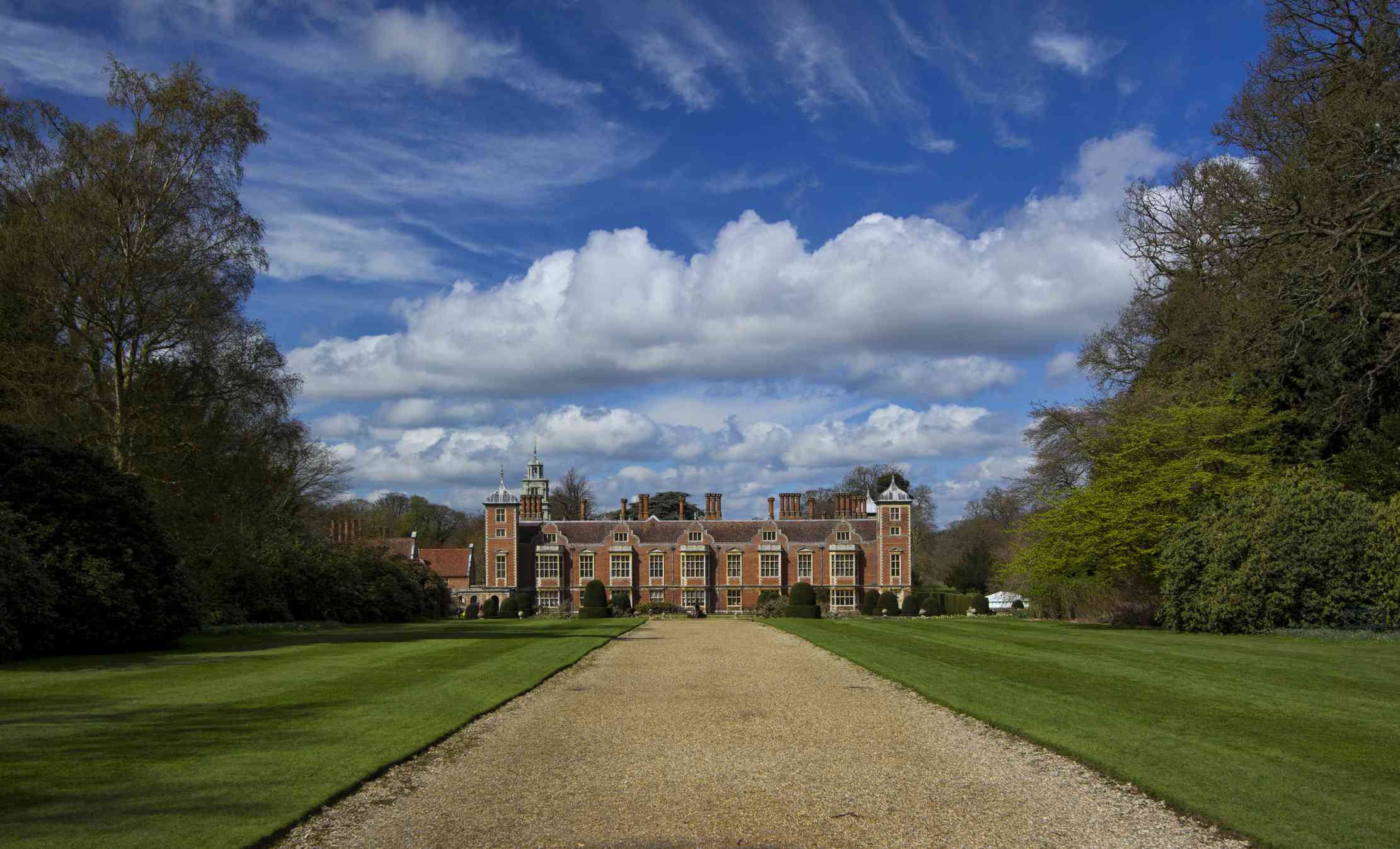 Blickling Hall Jacobean Country House