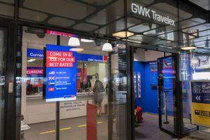 GWK Travelex station