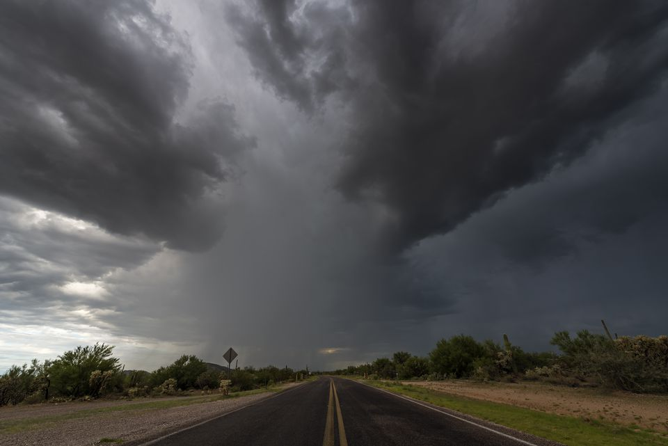 South Arizona Monsoon