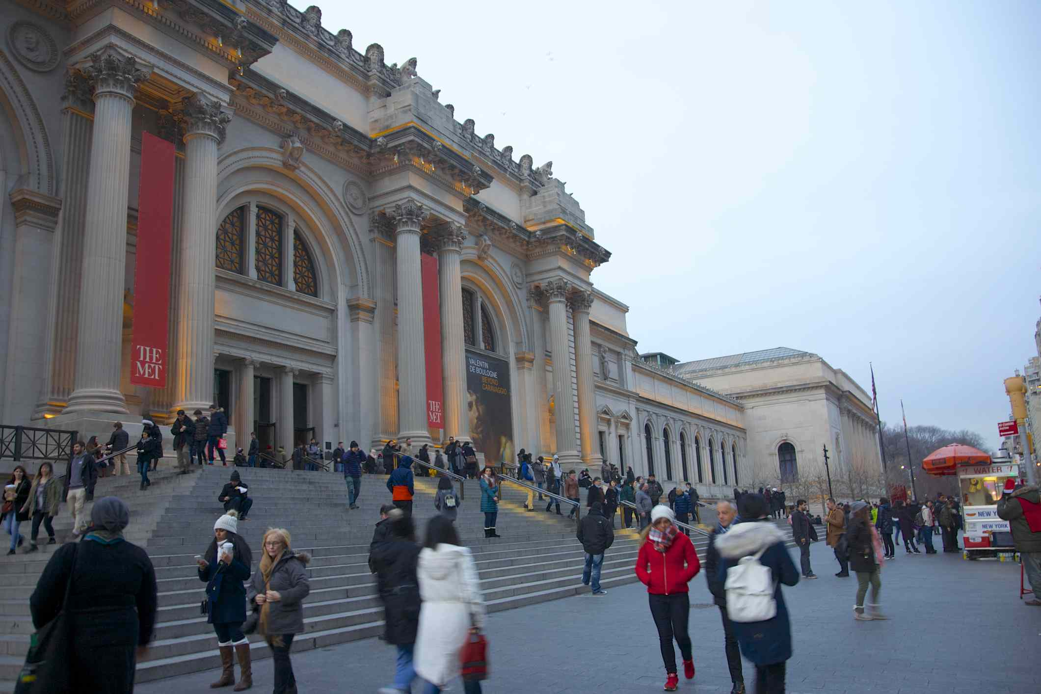 Visit NYC Museums for Free With Bank of America