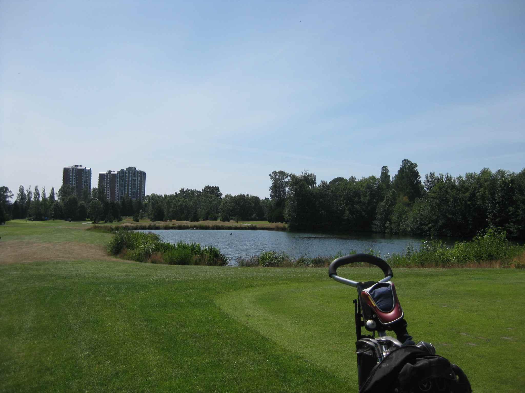 Langara Golf Course Vancouver