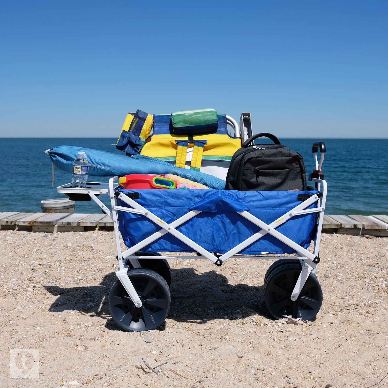 MacSports All-Terrain Beach Wagon Review