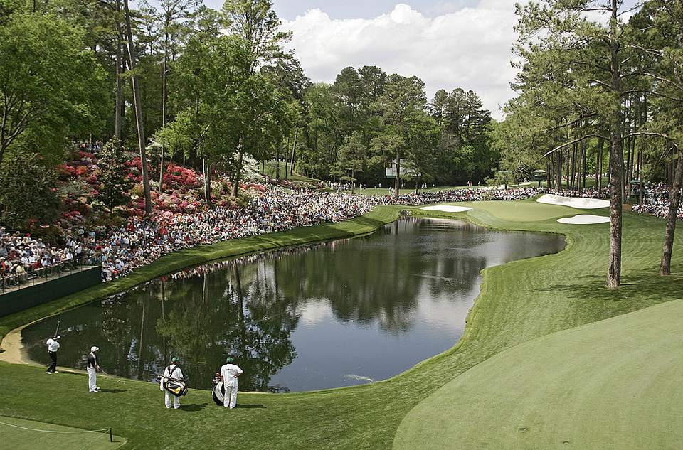 The 2007 Masters - Practice - April 2, 2007